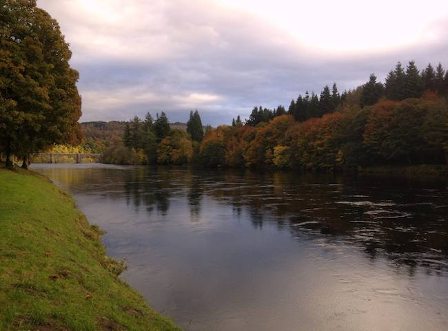 Take The Trip Of A Lifetime To Experience The Salmon Rivers Of Scotland